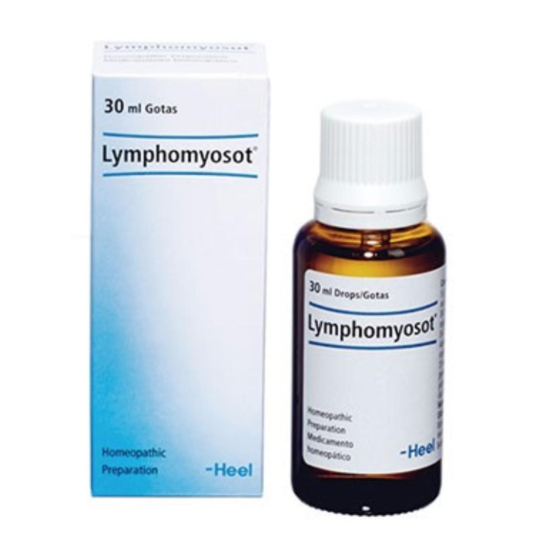 Heel-lymphomyosot Farmàcia Guilanyà