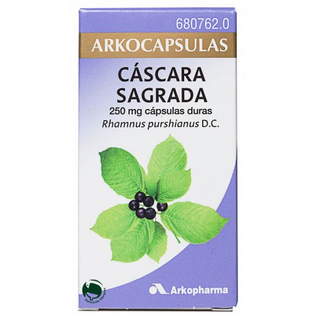 Arkocapsulas-cascara-sagrada Farmàcia Guilanyà