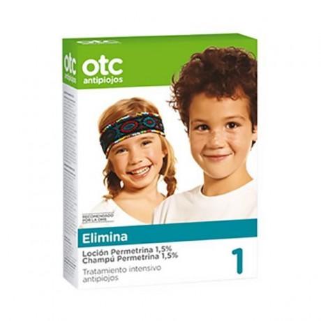 Otc-antipiojos-pack Farmàcial Guilanyà