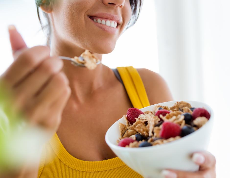 Nutrició Preventiva Per Combatre Els Efectes De La Menopausa. Com Alimentar-se Adequadament?